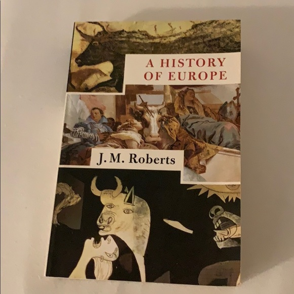 Other - Euro history book